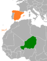 Niger Spain Locator.png