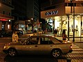 Night scene on street of beirut - panoramio.jpg