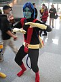 Nightcrawler cosplay X-Men Evolution.jpg