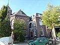 Nijmegen Lutherse kerk Prins Hendrikstraat 79 zijkant Jacob Canisstraat 110-112.JPG