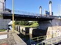 Nijmegen Rijksmonument 523034 Brug en sluis Weurt.JPG