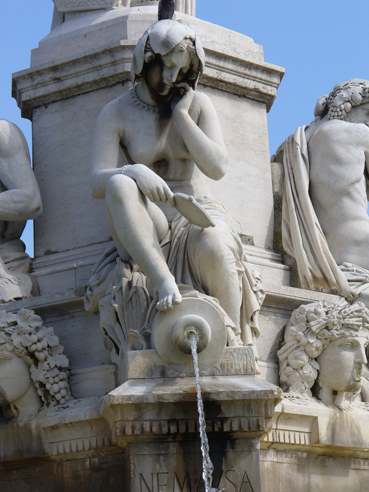 List Of Works By James Pradier Wikipedia