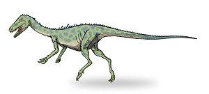 1980 in paleontology - Noasaurus