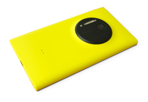 Microsoft Lumia -  Nokia Lumia 1020 with 41 MP rear camera