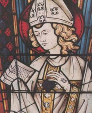 Dryburgh Abbey - Saint Norbert of Xanten