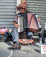 Nordest music in Avenida Paulista, São Paulo, Brazil.jpg