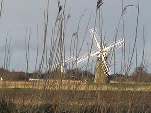 The Broads - Drainage windmills on the Norfolk Broads