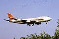 Northwest Orient Airlines Boeing 747-251B (N627US 412 21709) (8215713983).jpg