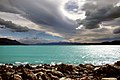 Northwest sky over Lake Pukaki.NZ (10324852255).jpg