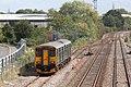 Norton Fitzwarren - GWR 150265 leaving the branch.JPG