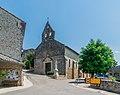 Notre Dame de l'Assomption Church of Bruniquel.jpg