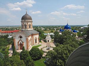 Religion in Transnistria - Noul Neamț Monastery