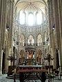 Noyon (60), cathédrale Notre-Dame, chœur, vue vers l'est 1.jpg