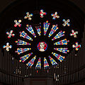 Oberstaufen St Peter u. Paul rose window.jpg
