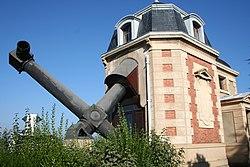 L'observatoire astronomique.