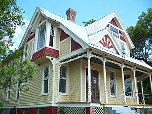 E. C. Smith House - Image: Ocala EC Smith 01