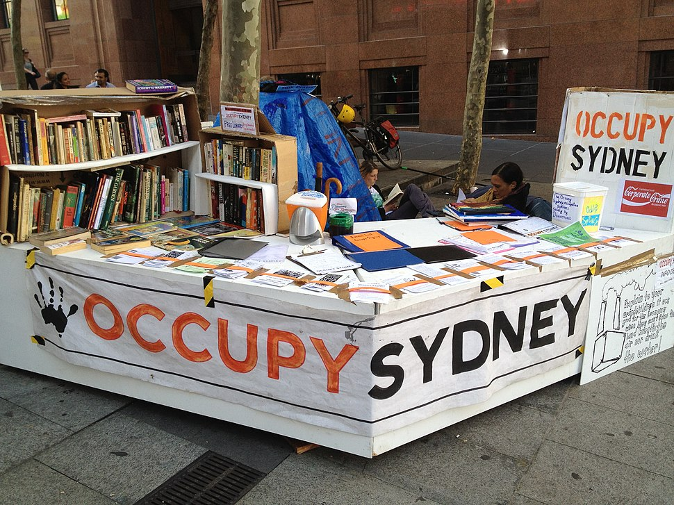 OccupySydneyFebruary28 2012