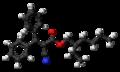 Octocrylene 3D ball.png