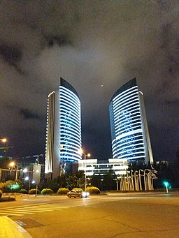 Office building Altan Xire in Ejin Horo Banner.jpg