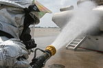 Okinawans, Marines sharpen aircraft fire, rescue procedures 120921-M-GX379-356.jpg