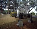 Old City Cemetery, where slaves and slaveholders, Union and Confederate soldiers are all buried, Tallahassee, Florida LCCN2011634593.tiff