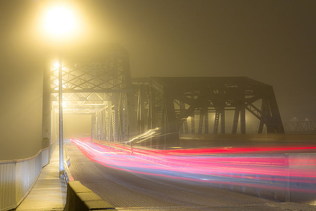 7th place, Old Skeena Bridge, Terrace, British Columbia. by www.chasehamilton.ca