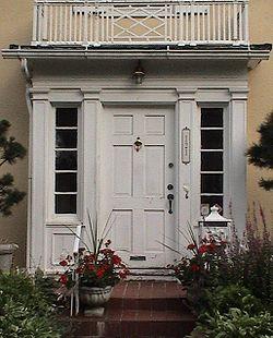 Door With Sidelights