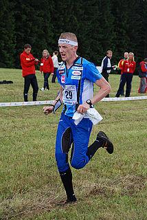 Olle Kärner Estonian Orienteer