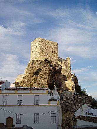 Olvera - Castle of Olvera