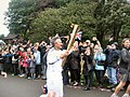 Olympic Torch Relay in Hove Park (geograph 3041430).jpg