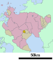 Omachi in Saga Prefecture Ja.svg