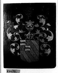 Wapenbord van Jan van Schagen (overl.1628?)