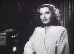 Only Angels Have Wings - Jean Arthur as Bonnie Lee