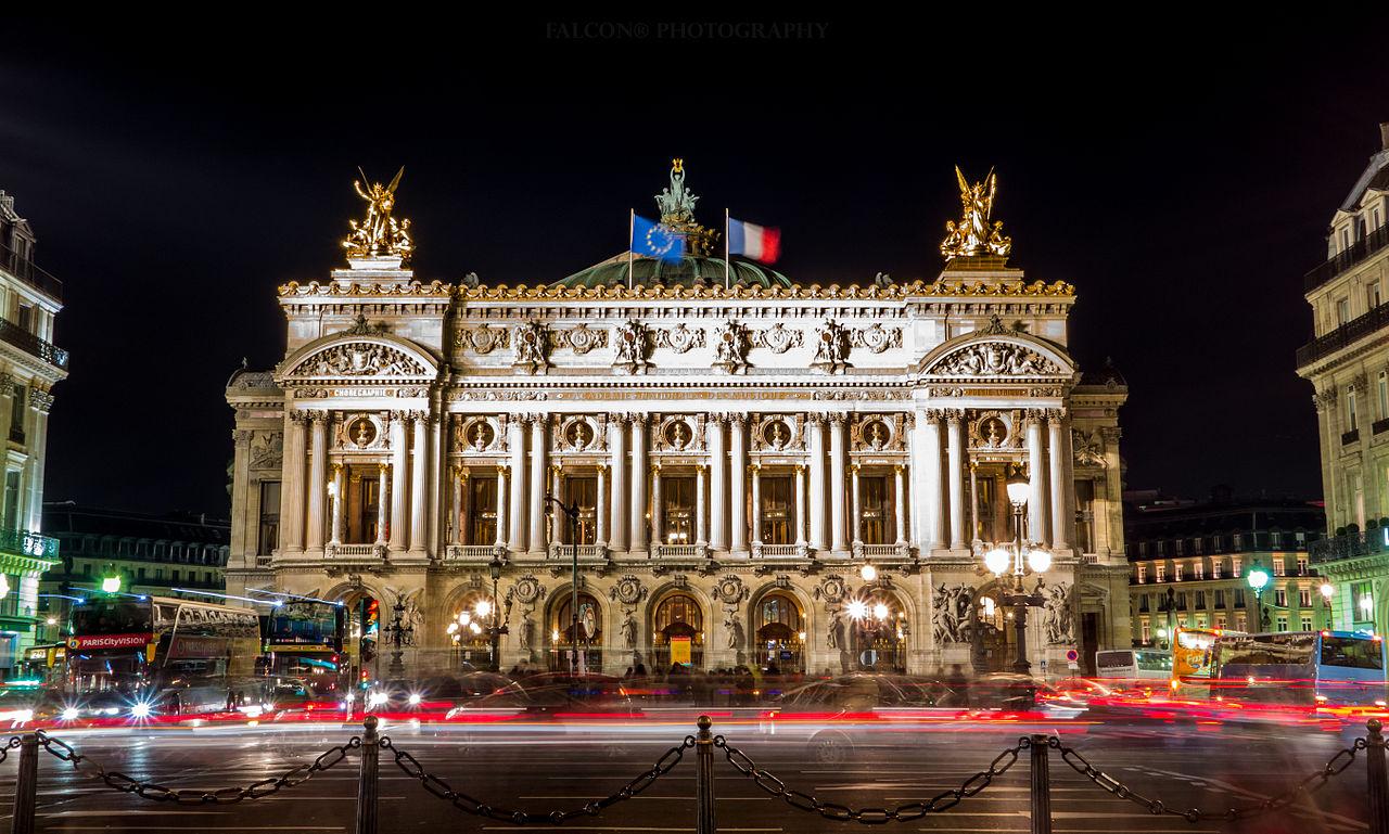 Париж завораживает!