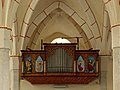 Orgel der katholischen Pfarrkirche Heiliger Nikolaus in Oberkirchen.jpg