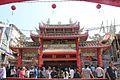 Ornamen Gapura Chinese Temple di Sungai Juling (Selatpanjang).jpg