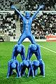 Otago Dancers human pyramid 2.jpg
