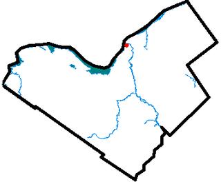 Lower Town Neighbourhood in Ottawa, Ontario, Canada