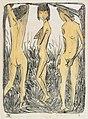 Otto Mueller - Drei stehende Mädchen - 1922-26.jpeg