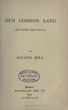 Our Common Land (and other short essays).djvu