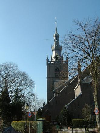 Overschie - Church of the village Overschie