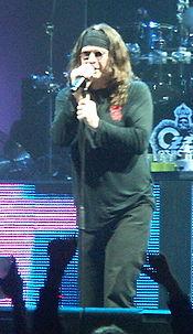 Ozzy Osbourne in 2007.