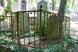 Tomb of Boucher