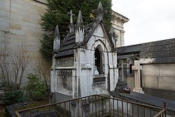 Tomb of Tocqueville