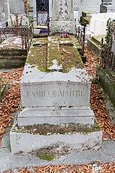 Tomb of Maitre