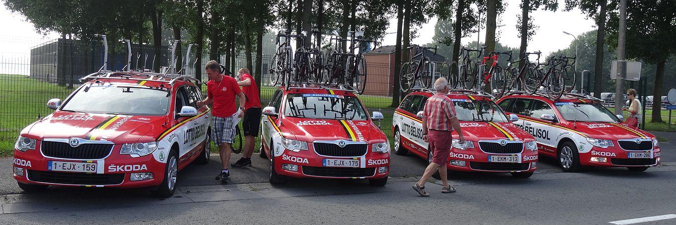 Péronnes-lez-Antoing (Antoing) - Tour de Wallonie, étape 2, 27 juillet 2014, départ (B05).JPG