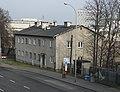 Północny budynek przy żwirki i wigury 2b w warszawie przystanek.jpg