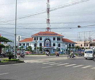 Cam Ranh - Cam Ranh Postal Office