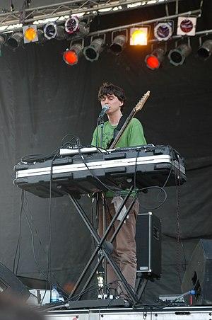 Panda Bear (musician) - Image: PANDA BEAR 2010