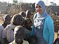 PBI visit to Sudan- Meeting children in Darfur (3121026466).jpg